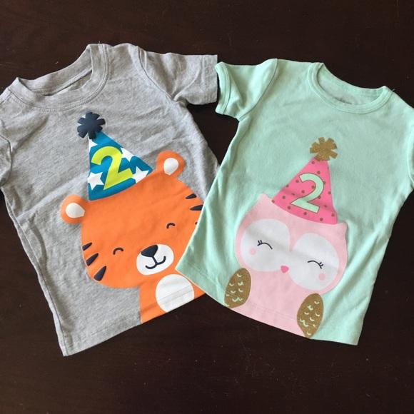 2 Year Birthday Shirts M 5bc78a22d6dc5251a8e1e73a